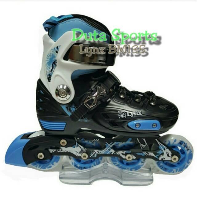Sepatu roda bajaj   inline skate power + dekker sepatu roda  32fa1d6c61