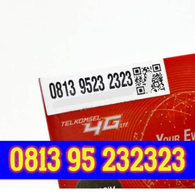 Telkomsel Simpati Nomor Cantik 0812 8888 2155. Source · Nomor Cantik AS 4G LTE TELKOMSEL