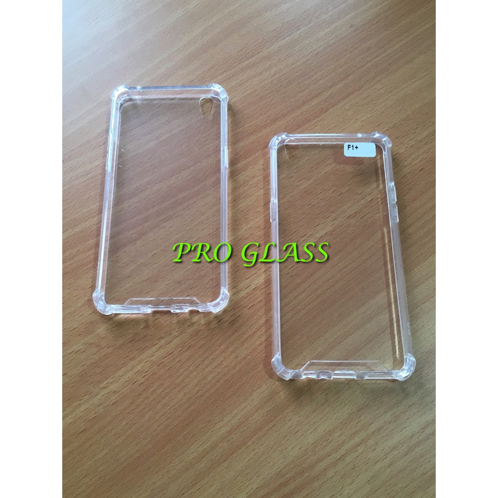 Oppo F1 A35 Anti Crack Shockproof Case Acrylic Shopee Indonesia Anticrack Softshell Stiker Carbon Transparan Free Iring Iphone 5 5s