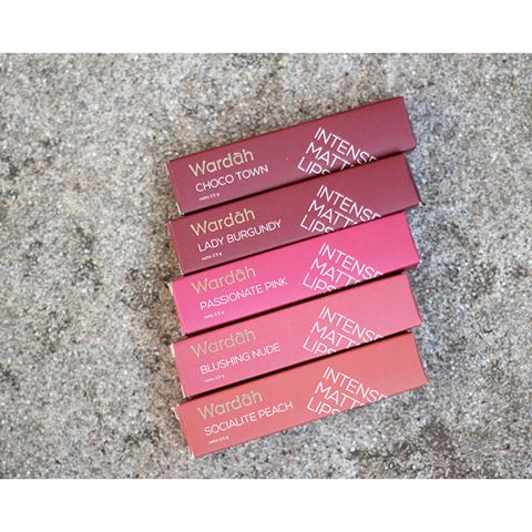 Wardah Intense Matte Lipstick | Shopee Indonesia
