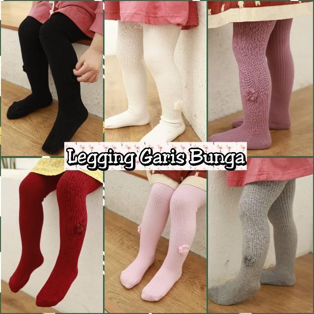 Celana Legging Model Tertutup Semua Celana Legging Bayi Anak Perempuan Celana Panjang Bayi Newborn Shopee Indonesia