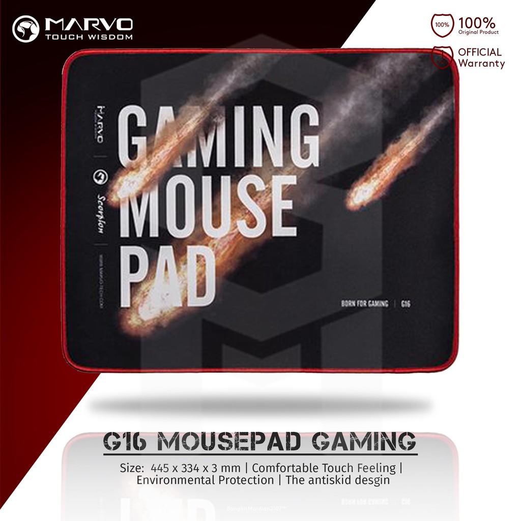 Marvo Scorpion Headset Gaming H8316 Hitam Merah Review Daftar Headphone H 8631 Toko Online