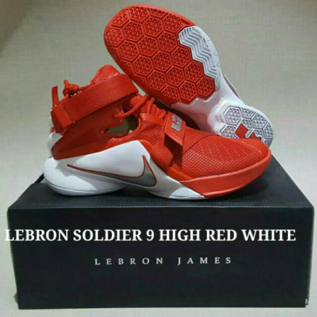 de658a2be533 SEPATU BASKET NIKE LEBRON SOLDIER 9 HIGH BLACK ORENS
