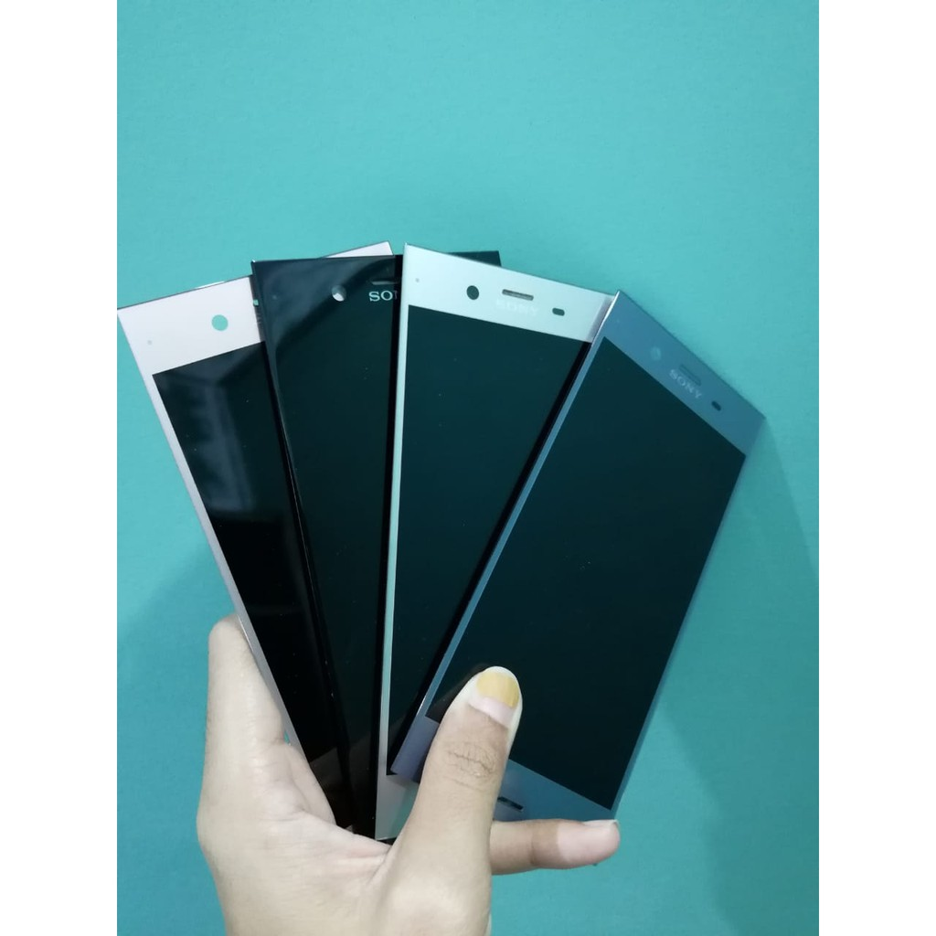 Lcd Sony Xperia XZ1 Copotan Original