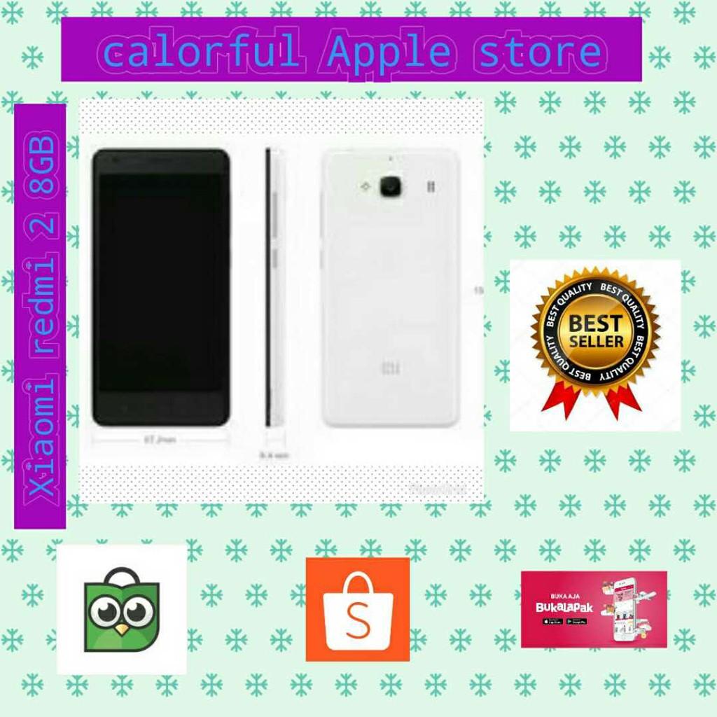 Xiaomi Redmi 2 4g Lte Garansi Platinum 1 Tahun Shopee Indonesia Prime Ram 2gb Rom 16 Gb Distributor