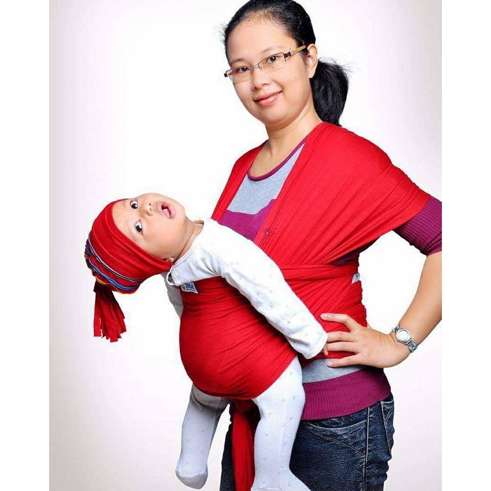Terlarissss Gendongan Kaos Geos Baby Wrap Motif Praktis Dita 2 In Bayikuid 2in1 Instan 1 Size S M L Xl Bisa Tukar Shopee Indonesia