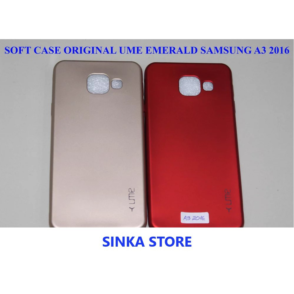 Softcase Slim Case Ume Emerald Samsung A6 2018 Baby Skin Shopee Luxury Soft Tpu For Galaxy