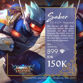 7000 Koleksi Gambar Mobile Legend Saber Gratis Terbaru