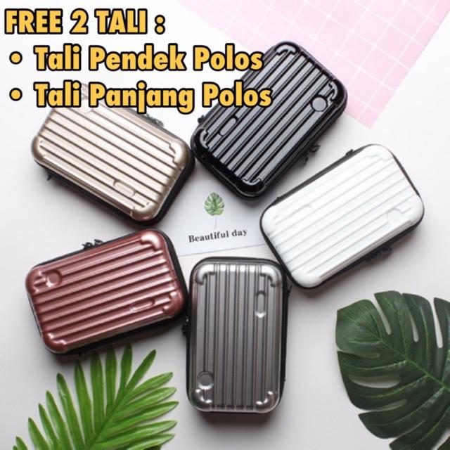 ff6777ee1d78 LB 525 - TAS IMPORT TAS WANITA - Forever Young Brand Mini Koper Bag - Tas  Mini Koper (Tali Polos) | Shopee Indonesia