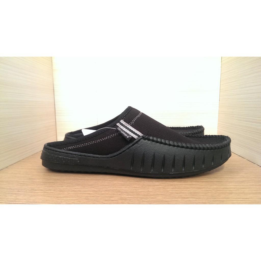 Sepatu Selop Ardiles Kaulun Shopee Indonesia Men Money Vesto Slip On Hitam 42