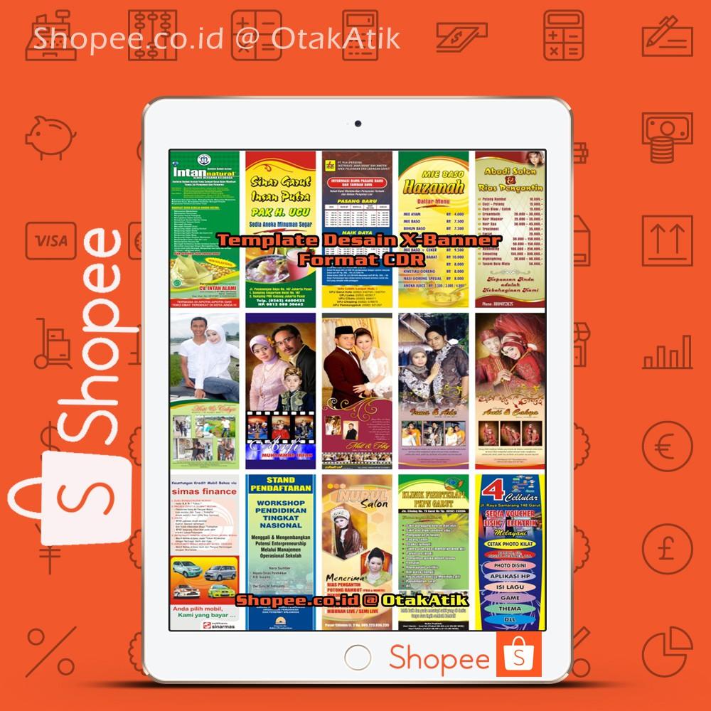 Download Desain Banner Bakso Cdr - gambar contoh banners