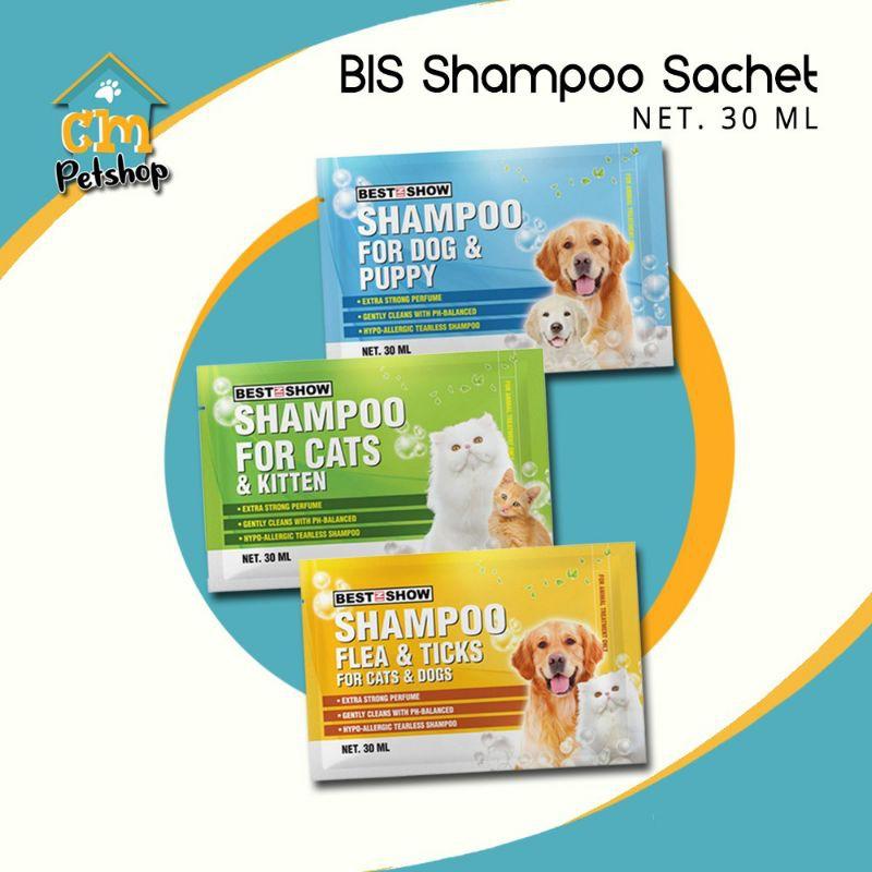 BIS Shampoo Flea & Ticks for Cats & Dogs-2