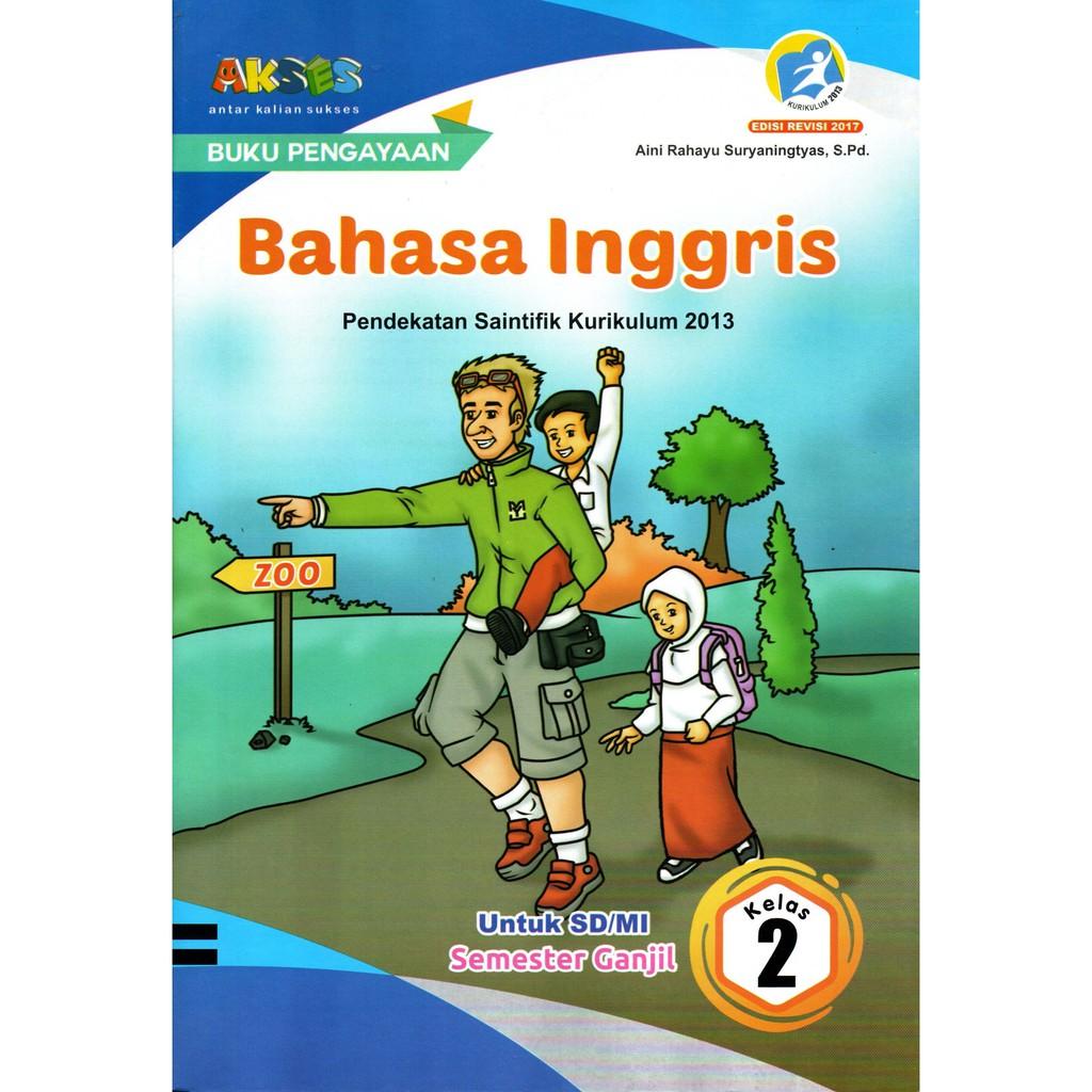 Lks Bahasa Inggris Kelas 1 2 3 4 5 6 Akses Penerbit Grafika 27 Semester 1 2 Shopee Indonesia