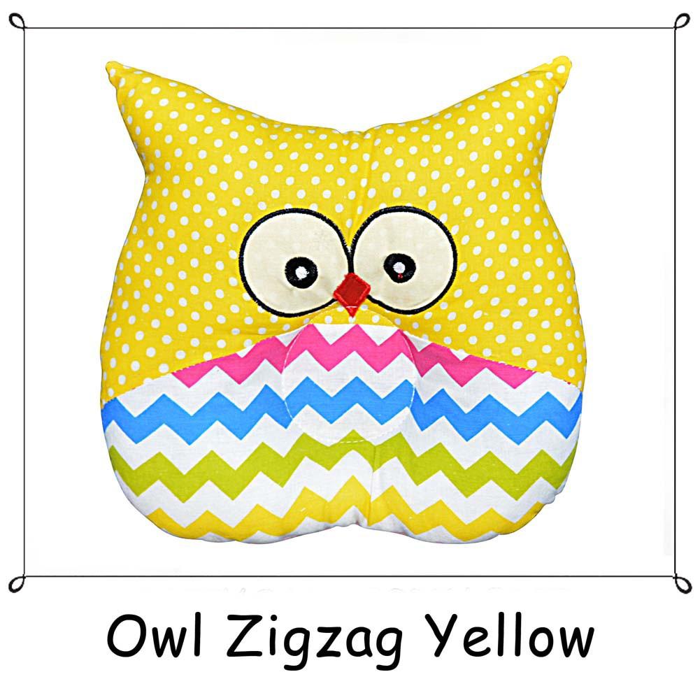 Lustybunny Baby Pillow Owl Bantal Bp 9639 Shopee Indonesia Lusty Bunny Tidur Bayi Peanut Pinguin Blue
