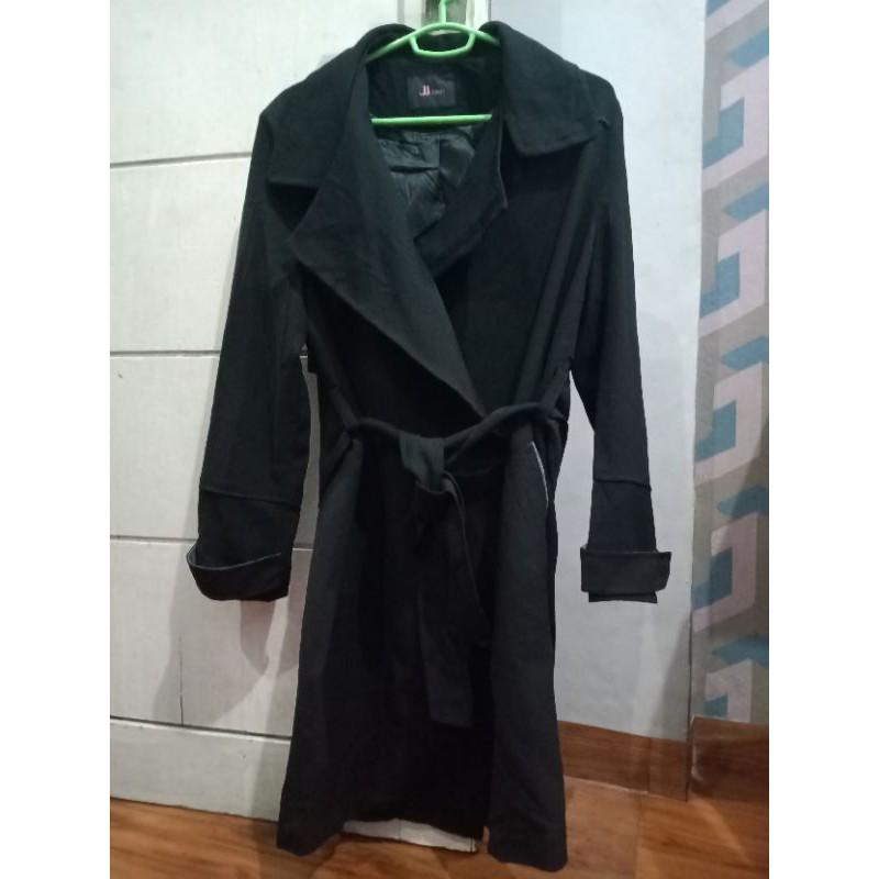 pl coat / preloved long coat / preloved coat