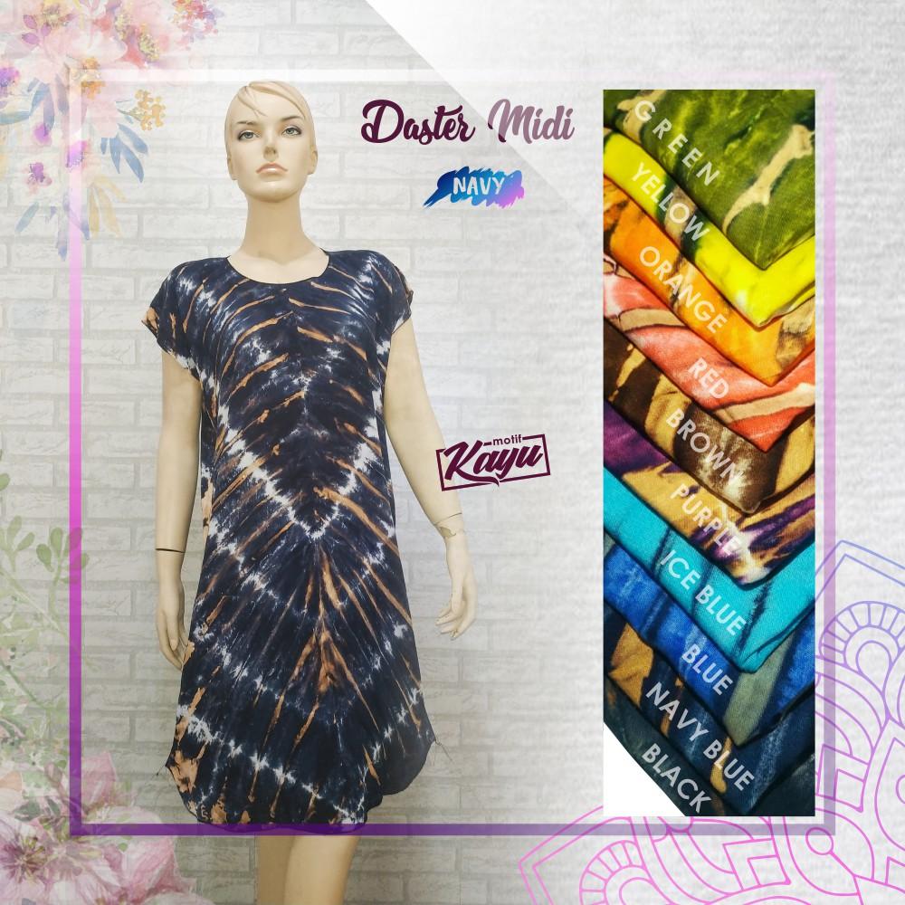 Daster wanita lengan panjang kancing depan bahan katun rayon model umbrella  mayung klok cantik  f8e5db8c3c