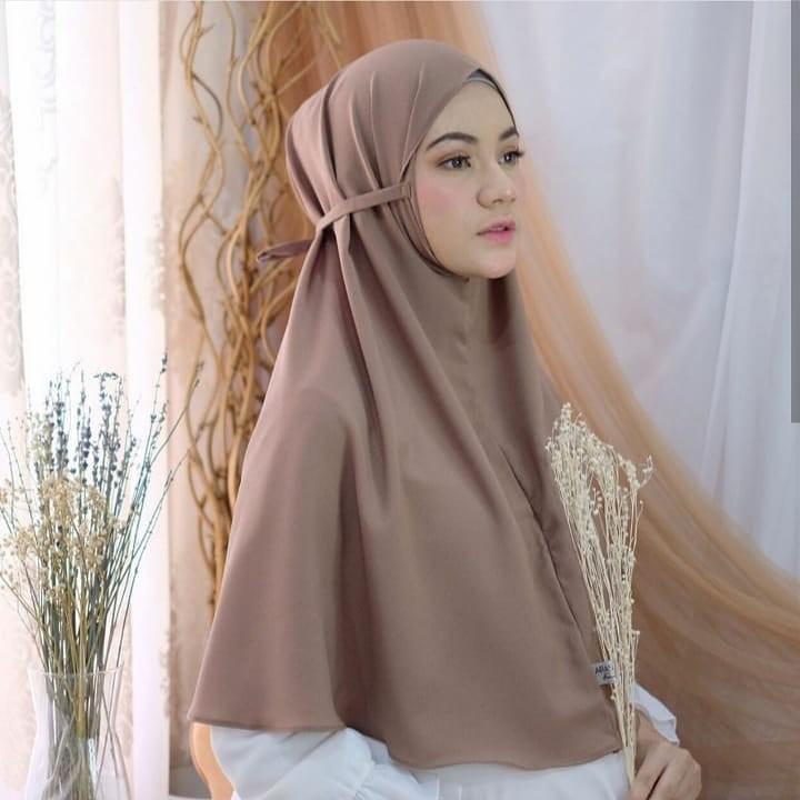 Hijab Bergo Maryam Diamond Italiano Shopee Indonesia