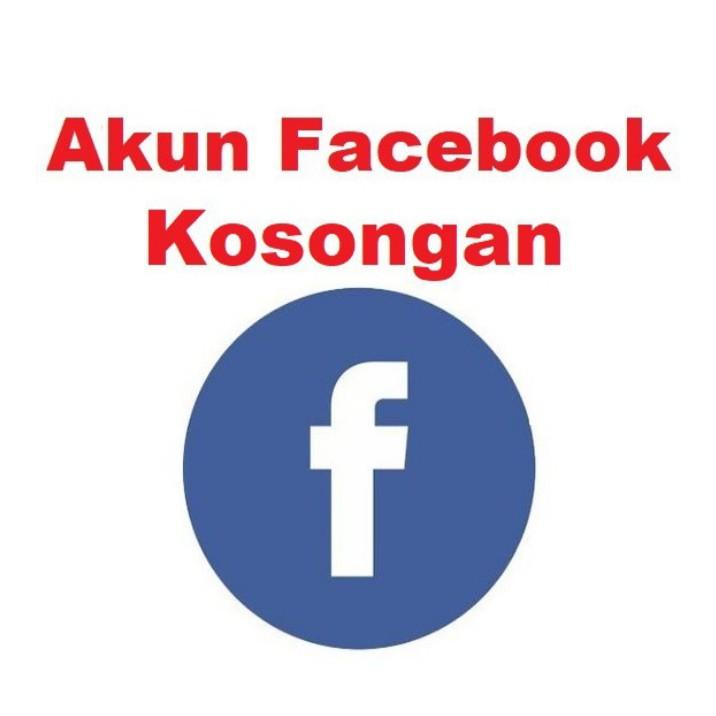 JUAL AKUN FACEBOOK KOSONG/POLOSAN