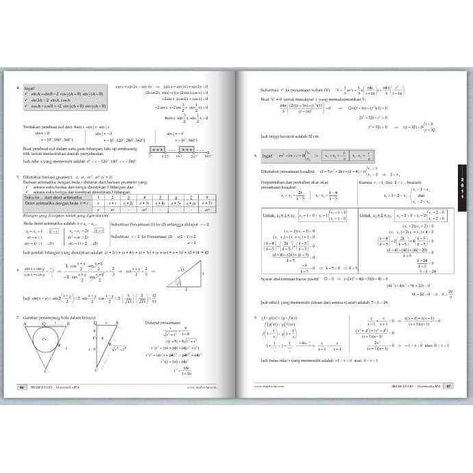 Buku Soal Dan Pembahasan Simak Ui Matematika Ipa Complete Edition Kode 759 Shopee Indonesia