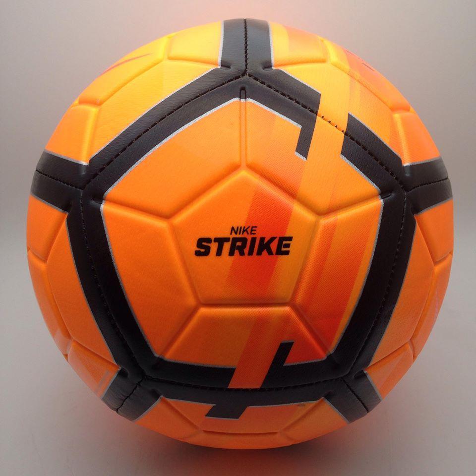 Bola Soccer Nike Strike Ball Total Orange SC3147-810 Original BNWT ... 0d79bf47332e9