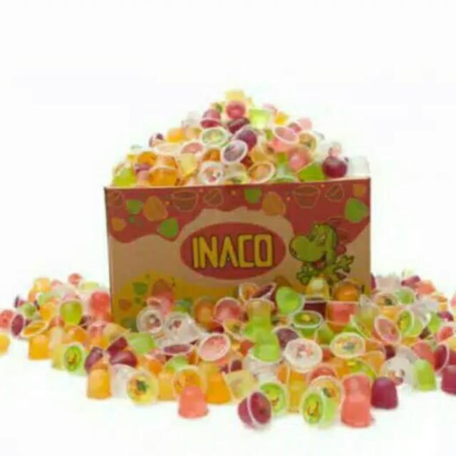 Jelly Inaco / Inaco Agar / Agar Inaco 500gram