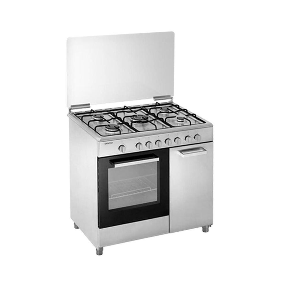 Modena Raso Electric Oven Built In 56 L Bo 3630 Stainless Steel Vicino Bt 3435 Promo Cooker Hood
