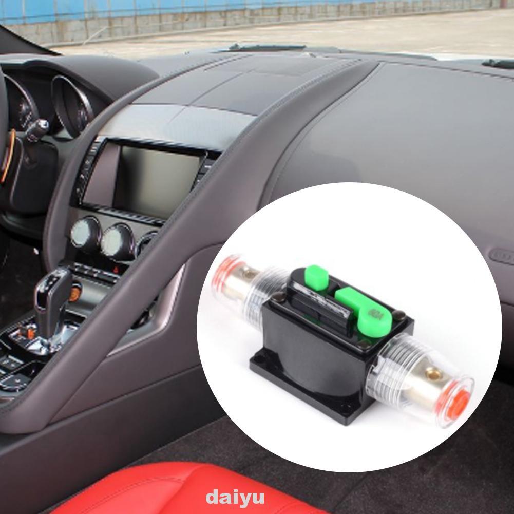 12v Car Auto Boat Audio Fuse High Power 140 Amp Manual Reset Circuit Breaker