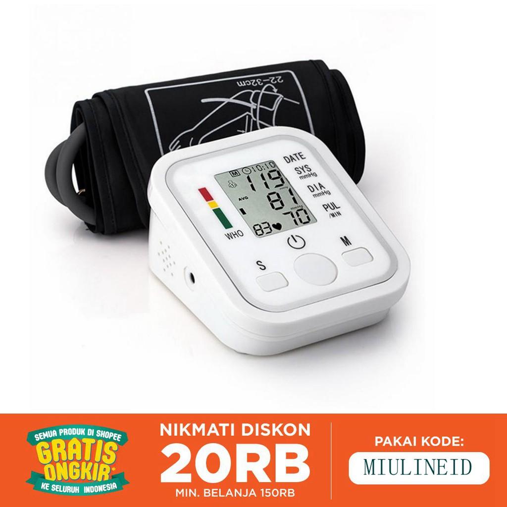 Pengukur Tekanan Darah Sphygmomanometer Tensi Digital Shopee Indonesia Meter Beurer Bc32
