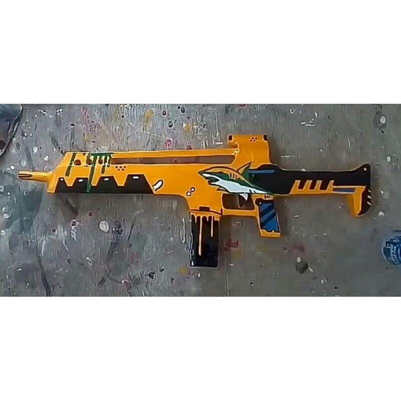 Senjata Mainan Skin Ff H1 Shopee Indonesia