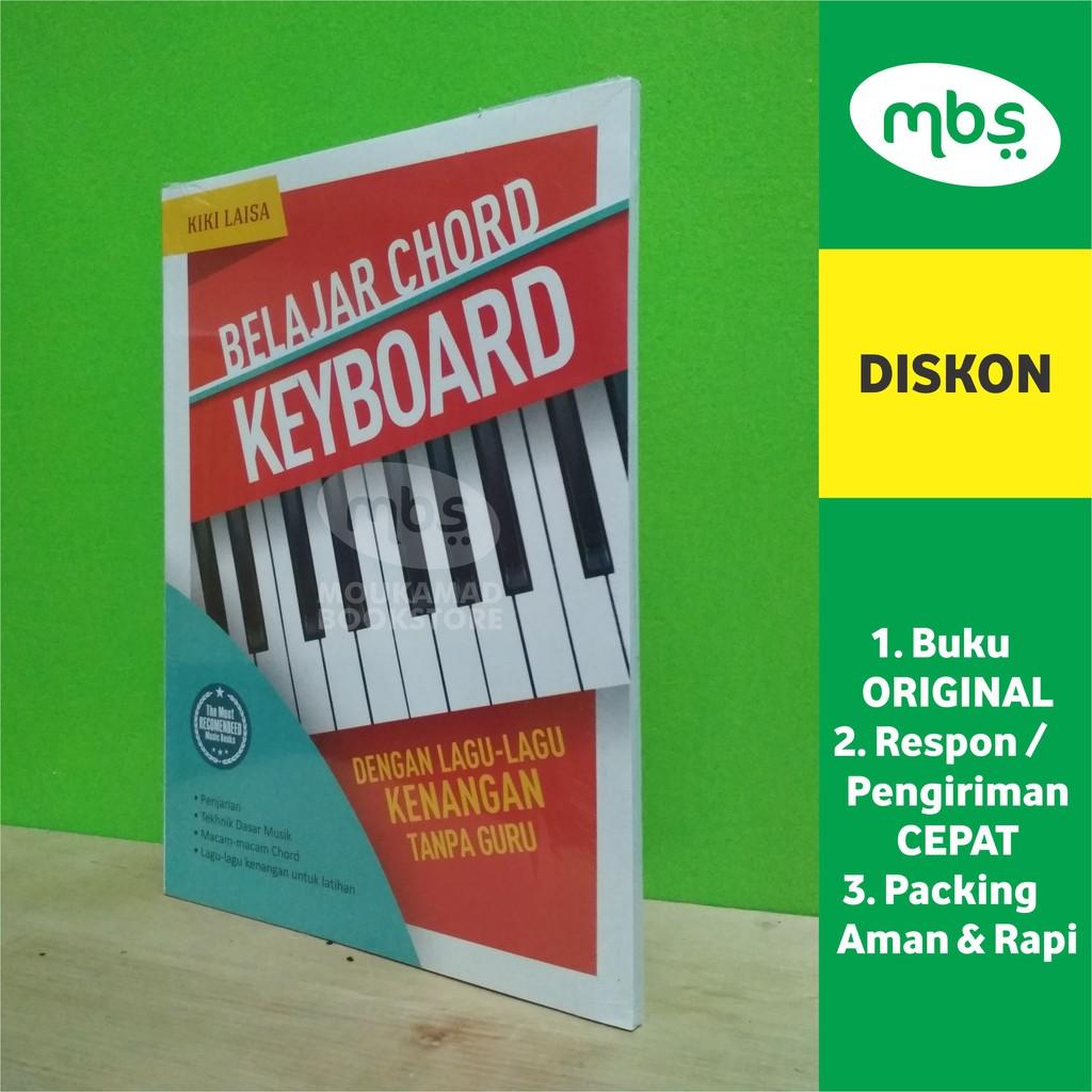 Belajar Chord Keyboard Dengan Lagu Lagu Kenangan Tanpa Guru Shopee Indonesia