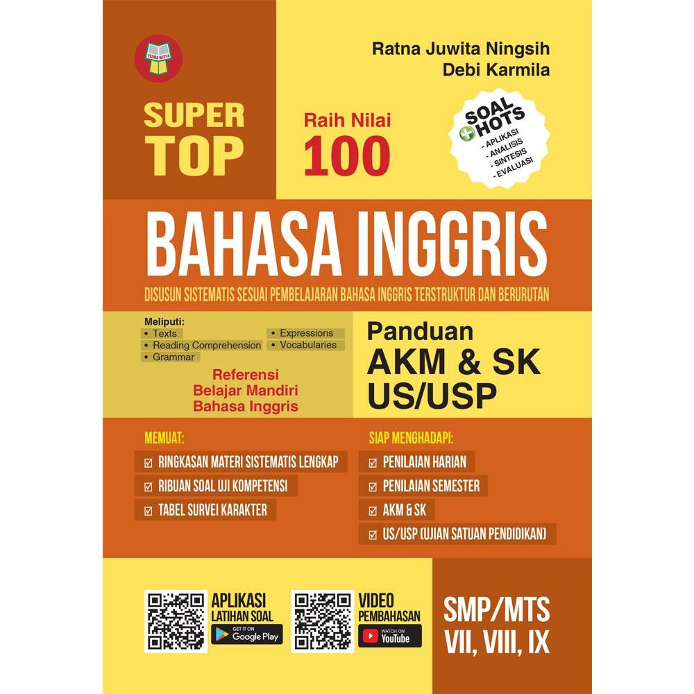 Harga Akm Smp Inggris Terbaru Juli 2021 Biggo Indonesia