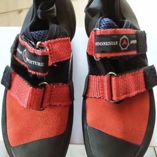 Sepatu Panjat Tebing Indonesian Adventure Sepatu Olahraga Panjat Tebing Shopee Indonesia