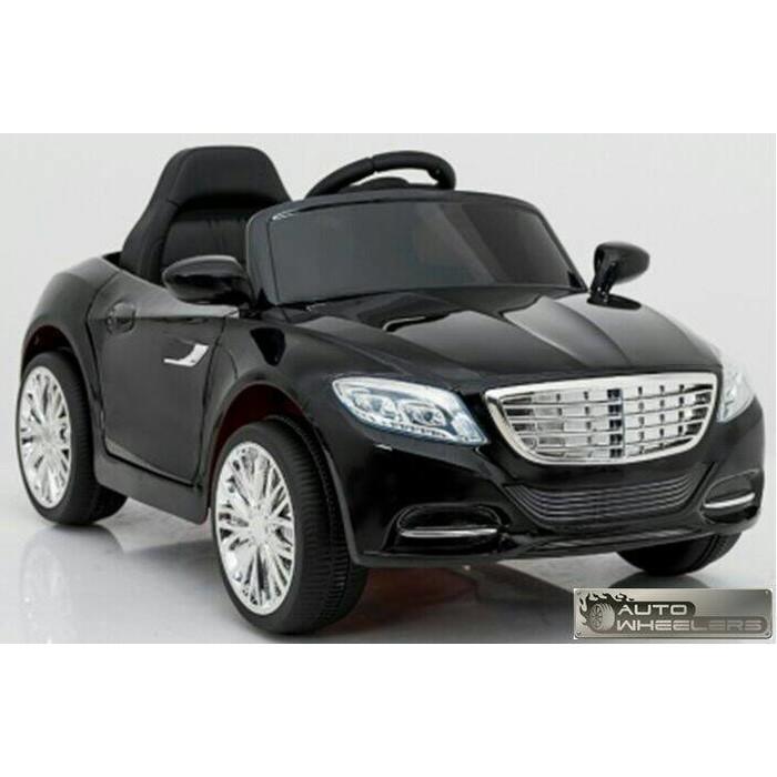 Mainan Mobil Mobilan Aki Anak Mercedes Benz Auto Wheelers Shopee Indonesia