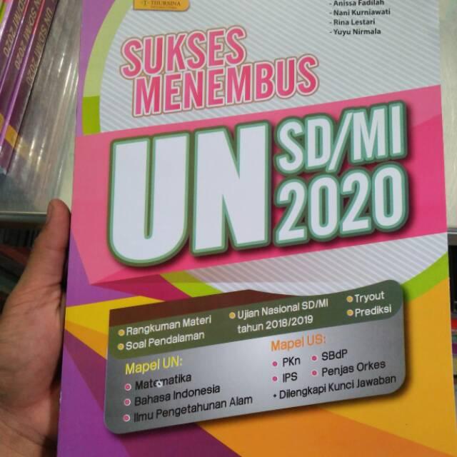 Download Soal Usbn Matematika Sd 2021 Dan Kunci Jawaban ...