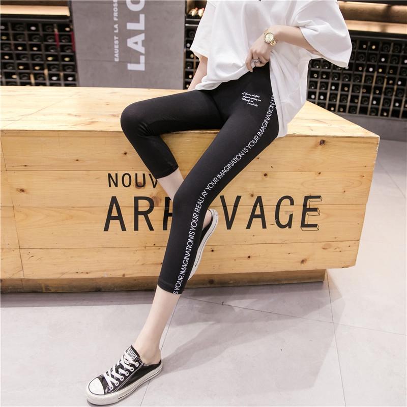 Celana Legging Panjang Warna Hitam Untuk Wanita Shopee Indonesia