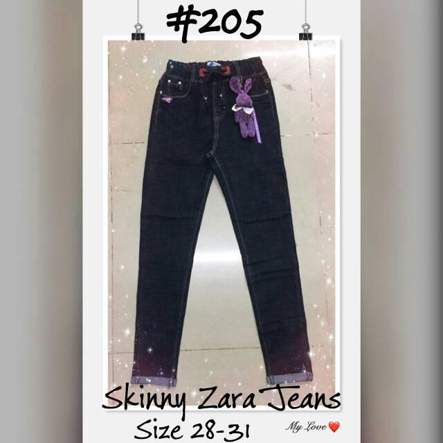Imagen 2 de JEANS SLIM BOYFRIEND de Zara   Zara Zaraaaaaa