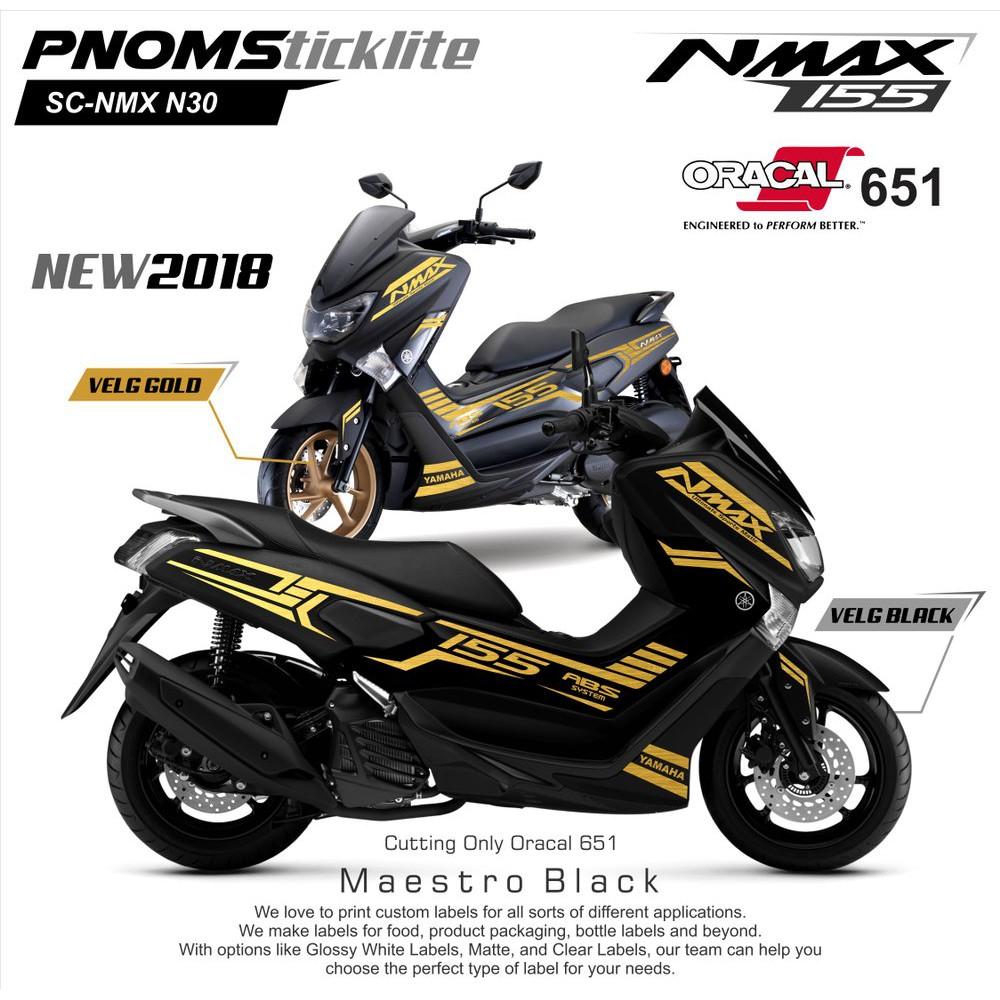 82+ Gambar Cutting Sticker Motor Nmax HD Terbaik