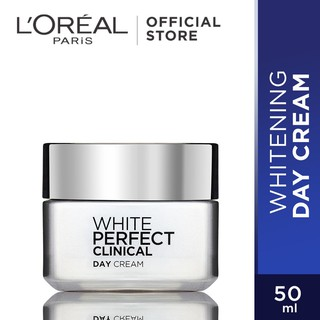L'Oreal Paris Dermo Expertise White Perfect Clinical Day Cream SPF 19 Skin Care - 50 ml