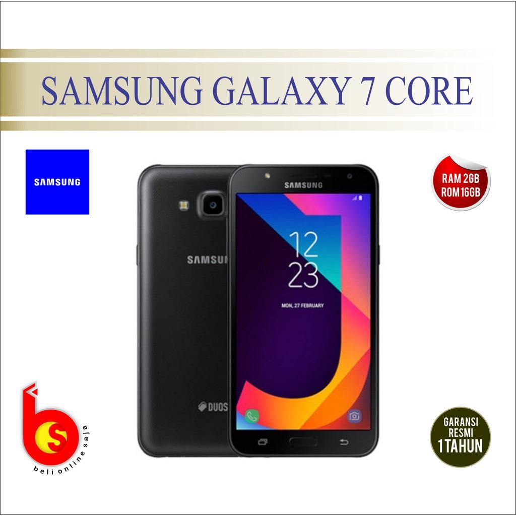 Samsung Galaxy J7 Core 2 16gb Garansi Resmi 1 Tahun Shopee J5 Indonesia