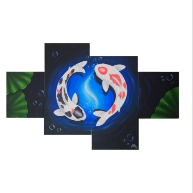 Ikan Koi Asli