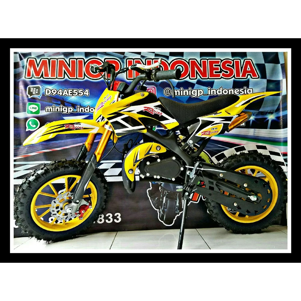 Terlaris motor mini mini trail 50cc