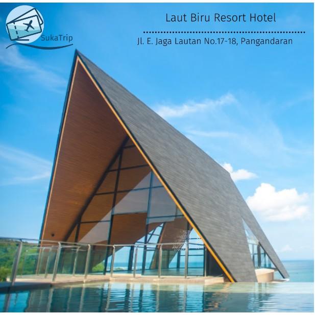 Voucher Hotel Laut Biru Pangandaran Shopee Indonesia