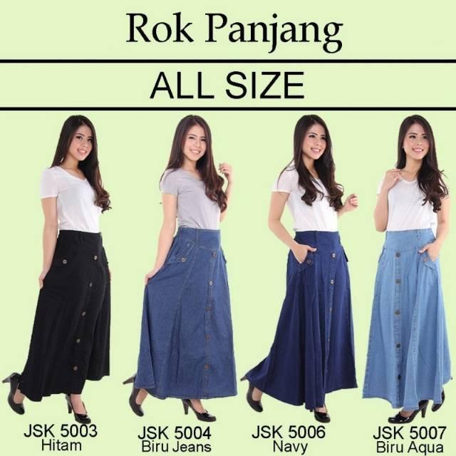 kulot+rok+jeans - Temukan Harga dan Penawaran Online Terbaik - Februari 2019 | Shopee Indonesia