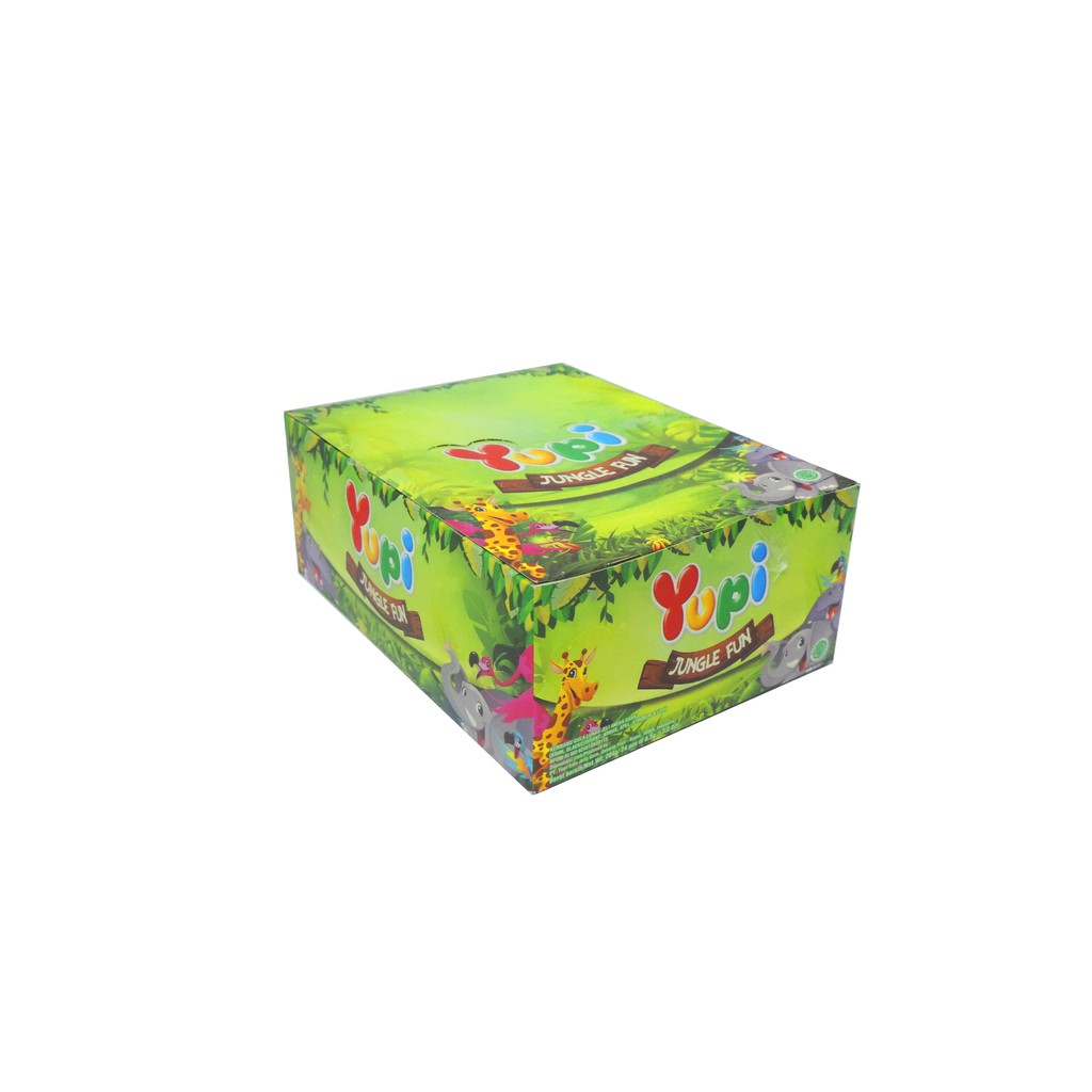 Yupi Gummy Fangs Shopee Indonesia Hot