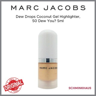 MARC JACOBS BEAUTY Dew Drops Coconut Gel Highlighter in 50 Dew You 5ml thumbnail