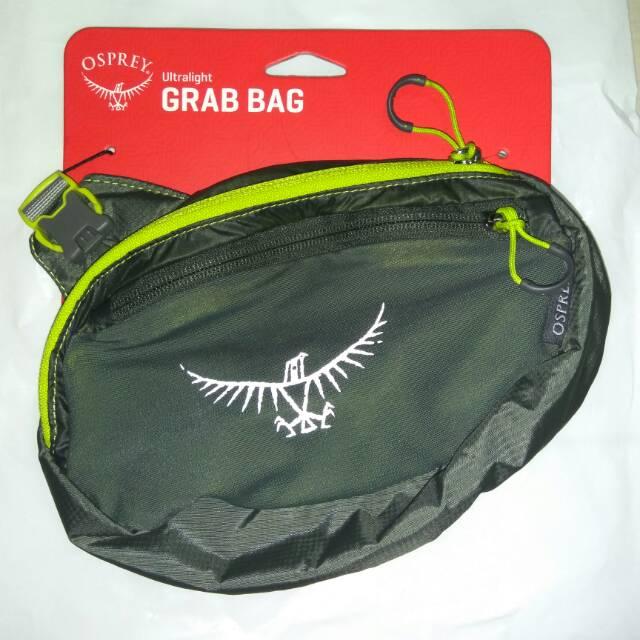 ca1147b937de44 Osprey grab bag Ultralight grabbag tas slempang weist bag perlengkapan  outdoor | Shopee Indonesia