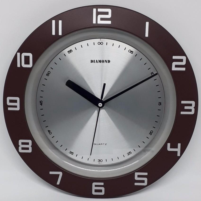 STOMMA Jam Dinding Putih Tanpa Suara 10de8aed18