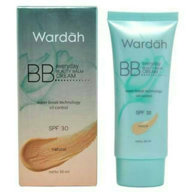 Wardah Everyday BB Cream 30ml | Shopee Indonesia