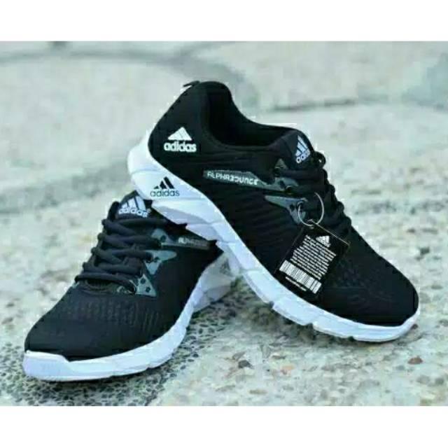 Adidas Terbaru 33 37 Sepatu Sekolah Anak Olahraga Sporty Cowok