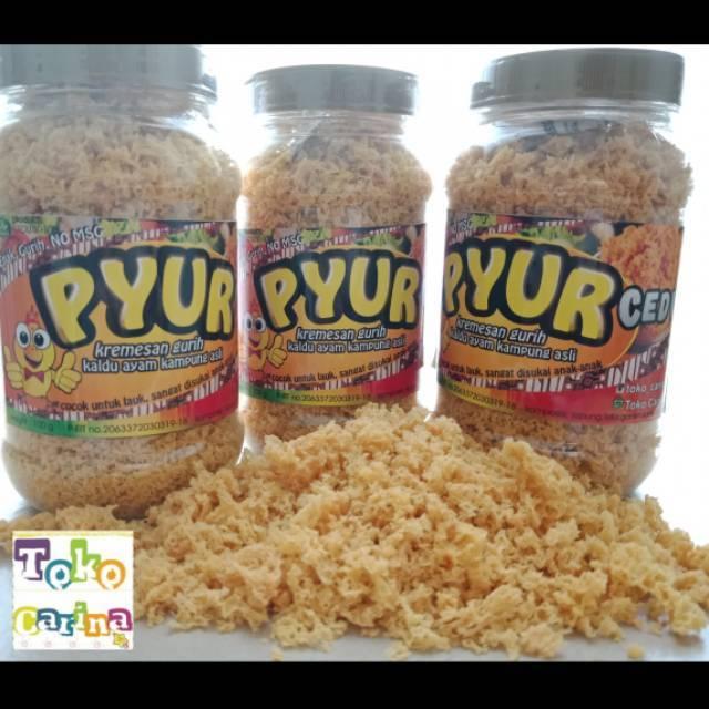 Kremes kremesan Ayam Pyur - cemilan No MSG, penambah napsu makan anak. Abon kriuk enak | Shopee Indonesia